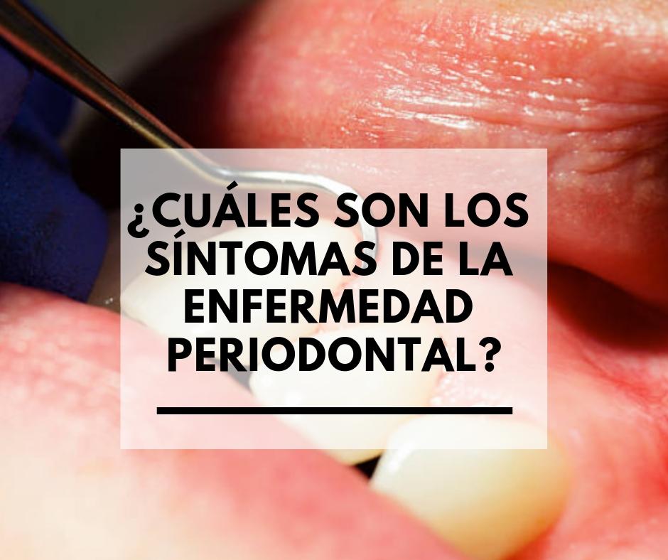 Cuales son los tipos de periodontitis